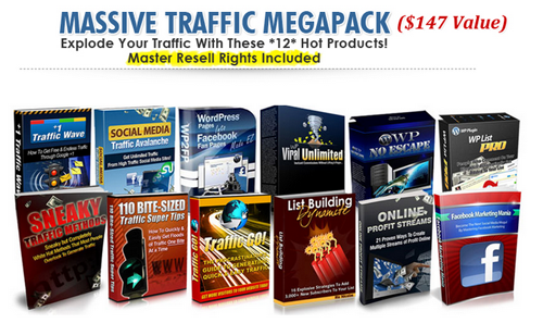 Massive Traffic Megapack