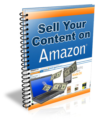 Sell Your Content On Amazon