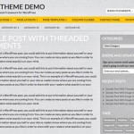 Theme WordPress Child Theme 24k Free Download