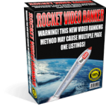 Download Rocket Video Ranker 3.0 Bill Cousins Discount Review