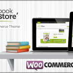 Book Store Responsive WooCommerce Theme WordPress