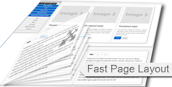 Fast Page Layout - WordPress Plugin Page Builder
