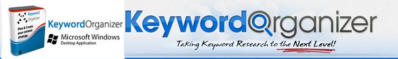 Keyword Organizer Software
