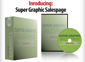 Super Graphic Salespage review – Super High quality templates