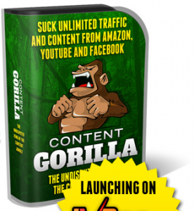 Content Gorilla Review – Auto build content campaigns on Facebook