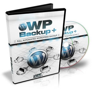 WP Backup Plus DVD