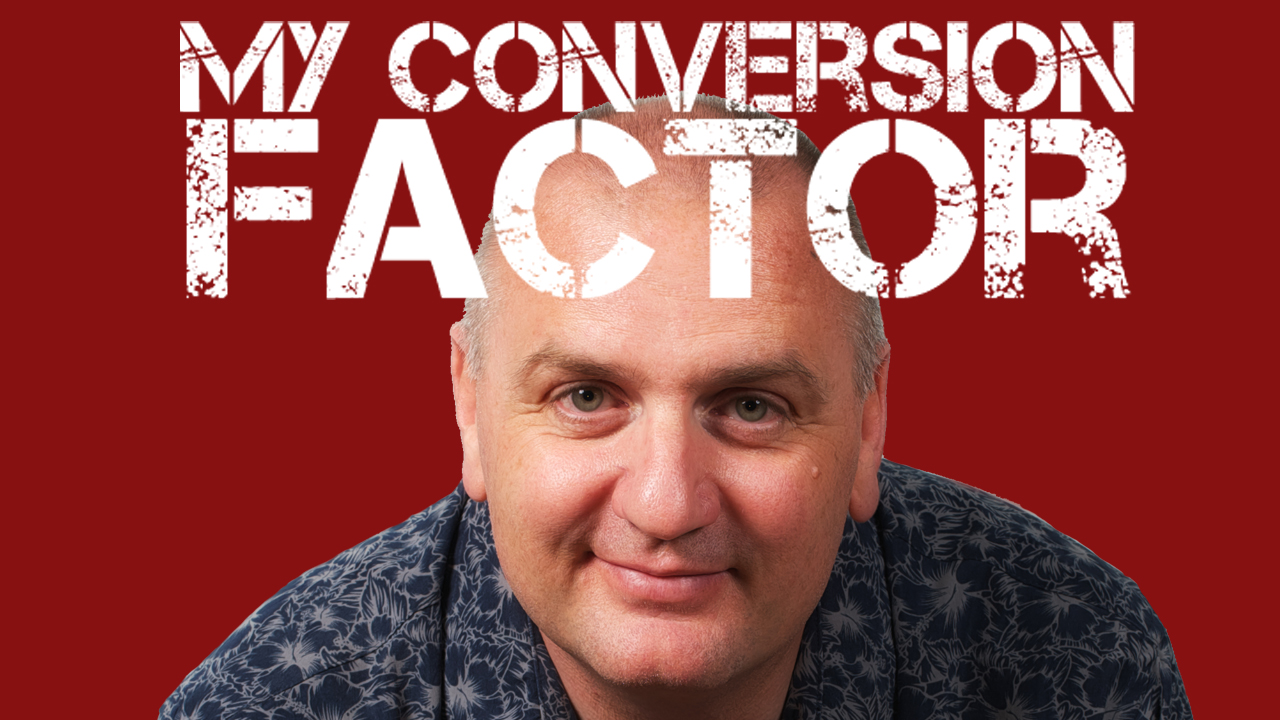 My Conversion Factor