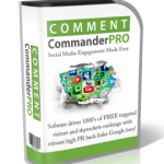 Comment Commander Pro Review – Find High PR Do-Follow Blogs & Comment