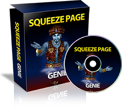 Squeeze Page Genie