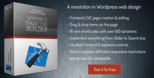 Frontend Builder Wordpress Plugin Content Assembler